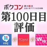 僕の婚活ブログ第100日目